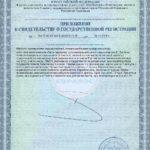 Свидетельство о государственной регистрации Бьюти Визион приложение