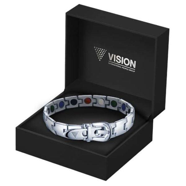 Браслет Vision PentActiv Silver купить