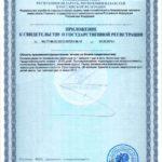 Свидетельство о государственной регистрации Ди Ай Гуард нано Vision Бад